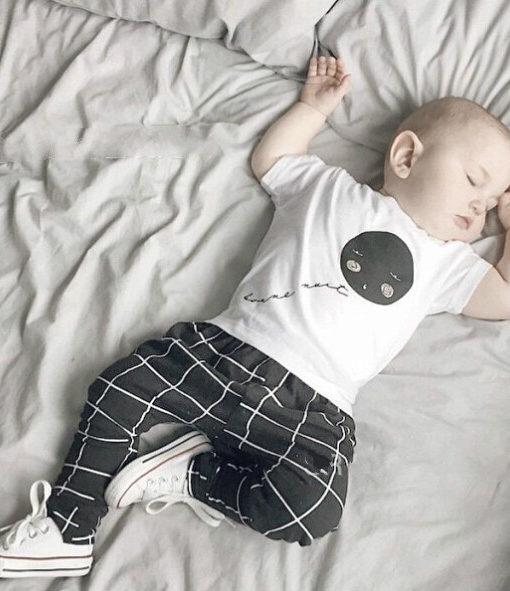 Smart baby drenge sæt